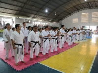 The 3rd Kime Cup of Kyokushinkaikan Karate IKO Matsushima  was held on 21 September 2019 in Campo Grande / MS.,Brasil.