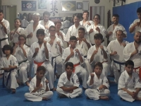 Kyu test was held in Brazil on 19th October 2019