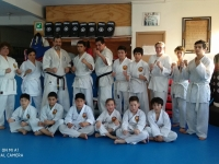 TECHNICAL SEMINAR AND INCORPORATION OF NEW DOJOS FROM THE SOUTHERN ZONE OF CHILE