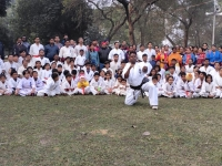 The winter training camp was in West Bengal, India on15th December 2019