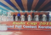 Uttarakhand Full Contact Karate Championship was held in India on 14/15 December 2019