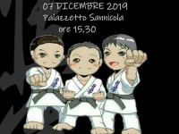 Children's tournament was held in Italy on 1st December 2019