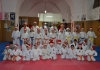 Kyu grading was held in Italy