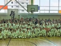 Kyu and Dantest was held in Krasnoyarsk Russia on 14th December 2019