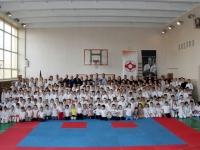 Volyn region kyokushinkaikan karate championship was held in town Lutsk on December 7th, 2019