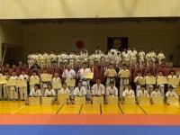 The 26th I.K.O.MATSUSHIMA Gumma Kyokushin Karate Championships was held.