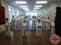 Kyu test was held in Tyumen Russia On 10th December 2019
