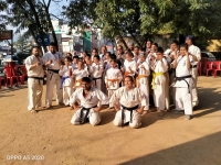 Dan test was held in  India on 9th February 2020