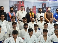 Belt gradation and belt Ceremony was held in Pakisatn