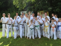 Summer Camp was held in Ukraine on 22nd-29th July 2020