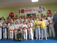 Russia Branch opened new Dojo.