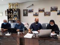 Iko Matsushima online kata tournament was held in Iran on 10-11th December 2020