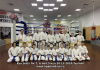 Kyu test was held in Tyumen Russia