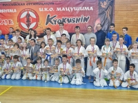 Childrens Tournament  was held in Komsomolsk in Russia