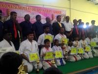 Katas Tournament was held in Tamilnadu India