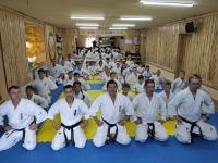 Kyu test was held in Amur Russia