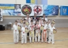 "Two karate competitions were held at sports complex ""Slobozhanskiy"" (town Slobozhanske of Dnipropetrovsk region Ukraine) on February 21st, 2021. Namely, they are Open IKO Matsushima kyokushinkaikan karate cup ""DNIPRO CUP 2021"" and Interclub beginners tournament ""White tiger"". 320 young sportsmen (5-13 years old) participated in the competitions."