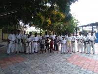 India Branch opened new Dojo