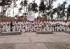 Summer camp was held in West Bengal India on 8-11th April 2021