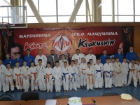 Khabarovskii  Championship  was held in Komsomolsk Russia