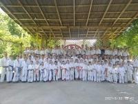 Training camp was held in Ukraine on 27.06-04.07. 2021