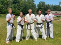 Summer camp was held in Ukraine