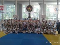 Ukrainan IKO Matsushima Kyokushin Karate championship was held in Ukraine on 12th September 2021