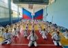 Dan and kyu test was held in Komsomolsk Russia