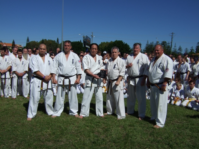 Kyokushin karate gold coast