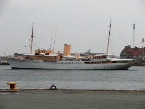 Queen's ship
