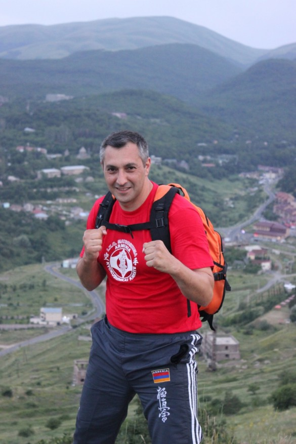 Armenia Karen July 2018 7