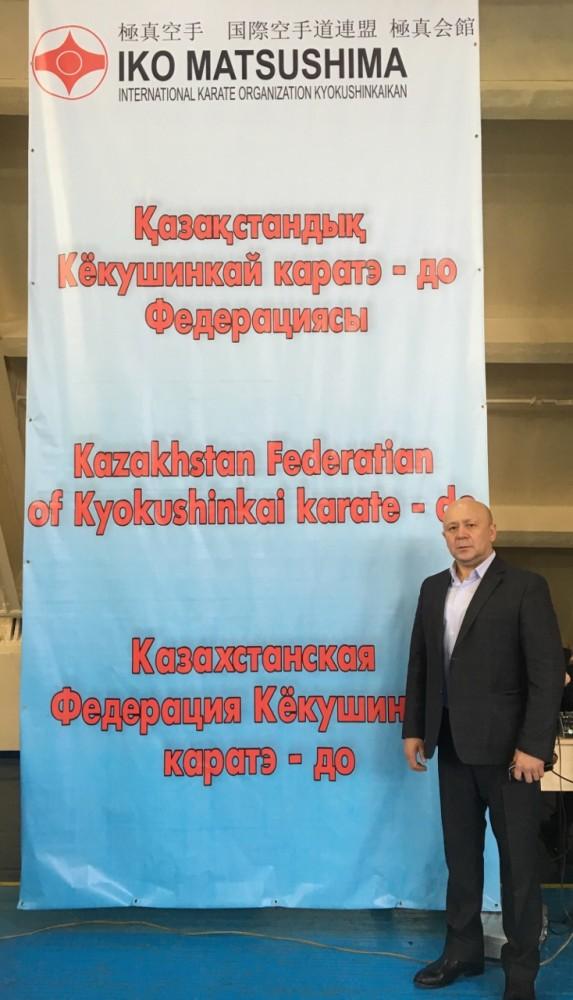 Kazakhstan Talgar December 2018 1