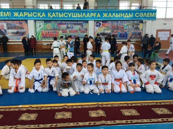 Kazakhstan Talgar December 2018 5