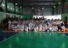 2012年12月9日ロシアアムール支部で少年部の大会が開催された。