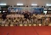 第4回MATSUSHIMA カップ2013 ミャンマー極真空手大会がヤンゴンにて、2013年5月18日に開催された。