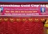 2014年12月29~30日、Matsushima Gold Cup  がインド支部で開催されました。