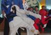 2014年12月21日、ロシアのアムール支部で少年部の大会が開催されました。