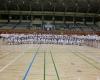 第5回I.K.O.MATSUSHIMAオープントーナメント全世界極真空手道選手権大会後、セミナーと昇段審査が行われました。