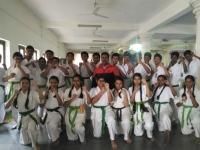 インドのコルカタ支部で審査会が行われました。