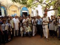 2017年7月1日、インド支部で新しいクラスを始め演武会を行いました。