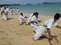 インド支部で夏のキャンプが開催されました。