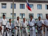 2017年8月、ロシア支部で夏のキャンプが開催されました。