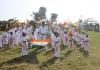 2017年12月10日、インドのカルナータカで審査会と帯の授与式が行われました。
