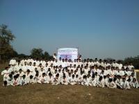 2017年12月17日、インド支部で冬のキャンプが開催されました。