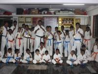 2017年12月30、31日インド支部で大会が開催されました。