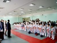 2018年4月15日、カザフスタン支部で少年部の大会が開催されました。