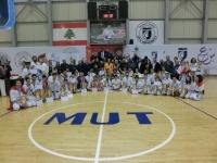 第1回国際松島カップ中東大会2018が、4月7日にレバノンのトリポリで開催された。サード・ハリリ首相後援のもと10カ国が参加して盛大に開催された。
