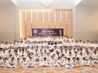 2018年5月5~6日、インドネシア支部でキャンプと審査会が開催されました。