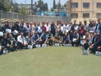 2018年5月18日、イラン支部で審判講習会が行われました。