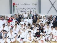 アラブ首長国連邦で大会が開催されました。